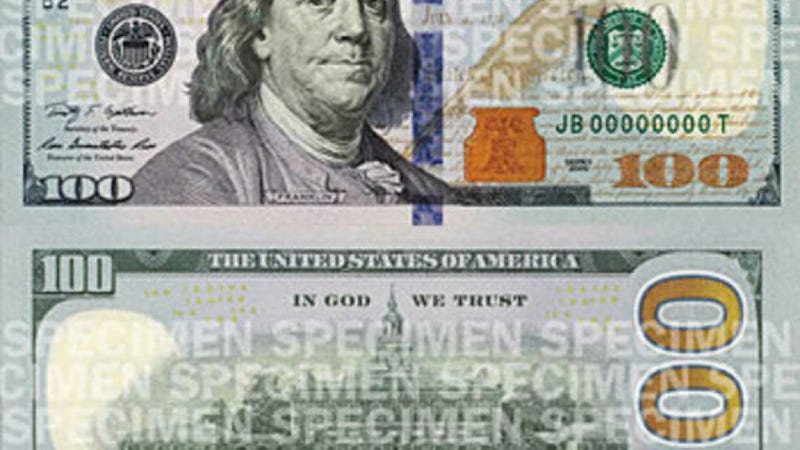 Illustration for article titled The FBI Says A Large Amount Of Unreleased $100 Bills Stolen From Fed Reserve In 'Airport Heist'