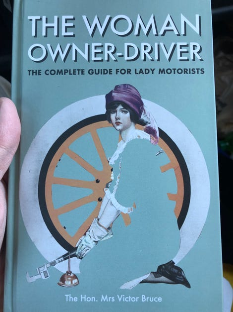 Illustration for article titled The Woman Owner-Driver