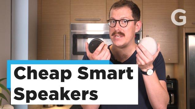 Amazon Echo Dot Vs. Google Home Mini: The Cheap Speaker Showdown