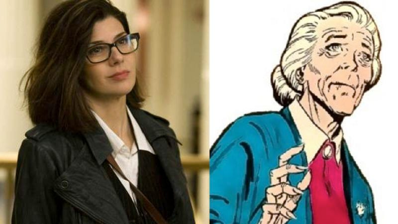 Illustration for article titled Marisa Tomei is Spider-Man's new Aunt May