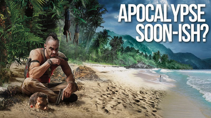 Illustration for article titled I Hope Video Gaming's Apocalypse Now Fixation Isn't Just An Excuse for Artsy Violence