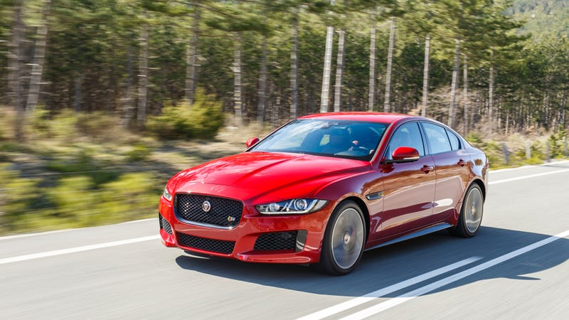 Illustration for article titled Jaguar XE: Jalopnik's Buyer's Guide