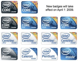 Illustration for article titled Intel's New Easy-for-Your-Mom-to-Understand Processor Badges