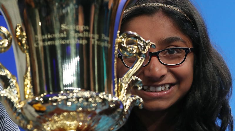 Use These Spelling Tricks From the 2017 National Spelling Bee Champion