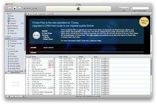 Illustration for article titled You Can Now Upgrade Your iTunes Library One Track or Album at a Time