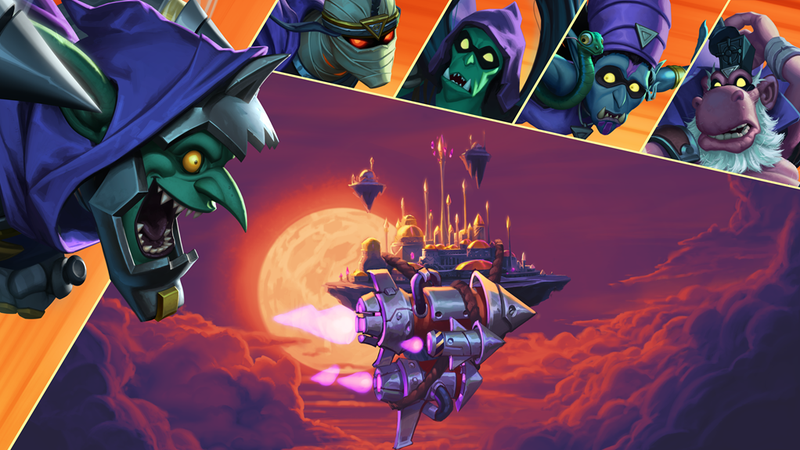 Illustration for article titled Hearthstone's Latest Single-Player Addition Isn't Free, But It Might Be The Best