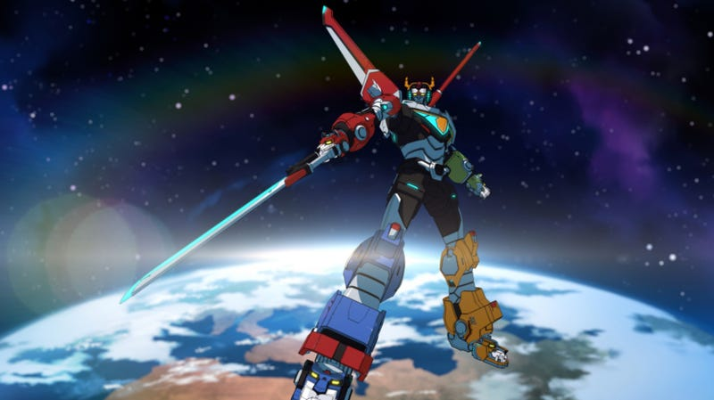 Illustration for article titled We May Actually See a Live-Action Voltron Movie In Our Lifetime