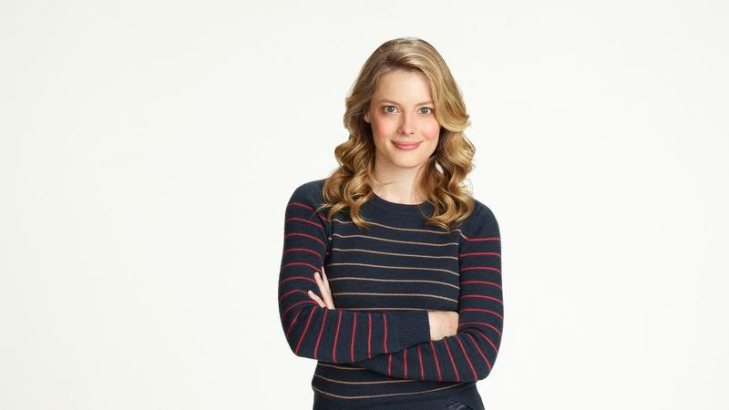 Illustration for article titled Gillian Jacobs keeps gold-digging, and sci-fi on trial at Judge John Hodgman