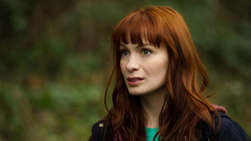 Felicia Day on why she loves The Last Of Us and BioShock Infinite