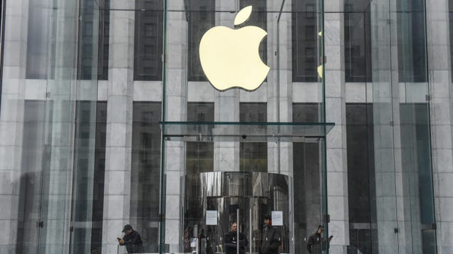 France Hits Apple With a Record-Setting $1.2 Billion Fine