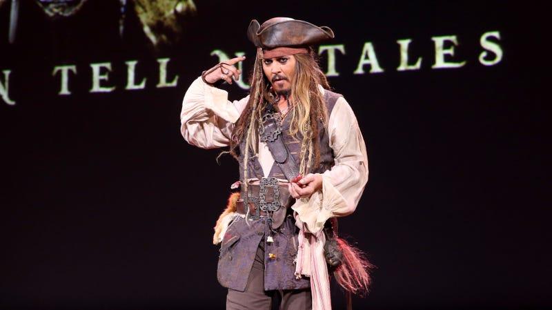 Illustration for article titled Johnny Depp's rotting spirit has finally been exorcised from the Pirates reboot