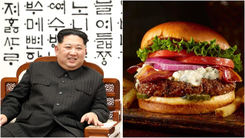 Illustration for article titled Report: North Korea might not give up nukes, but will consider a burger chain