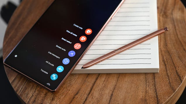 I Welcome the Rumored Demise of the Samsung Galaxy Note