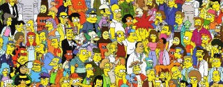 Illustration for article titled Wow, watch this guy nail the voices of 33 different Simpsons characters