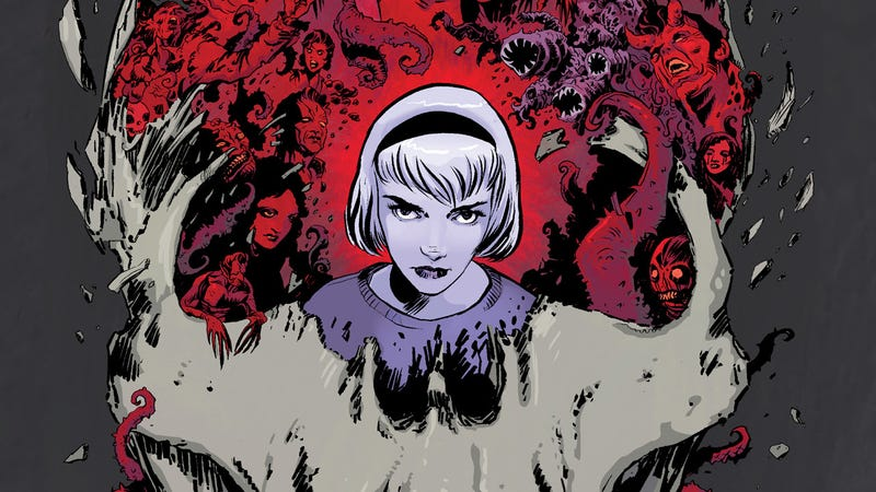 Chilling Adventures Of Sabrina (Image: Archie Comics)
