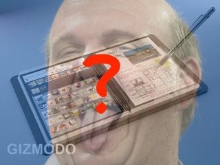Illustration for article titled Rumor: Steve Ballmer to Unveil HP's E-Reading, Multitouch Tablet Tomorrow