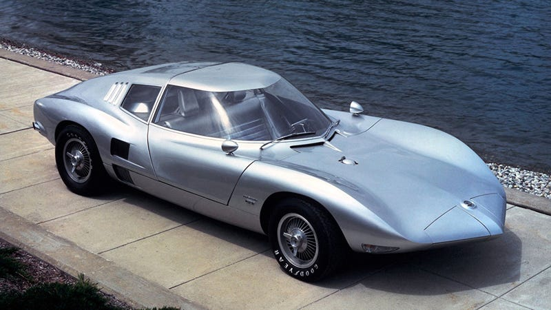 The 1962 Chevrolet Corvair Monza Gt Concept Car Photo Gm