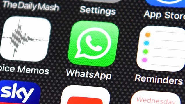 WhatsApp Puts New Limit on Message-Forwarding in Effort to Curb Misinformation