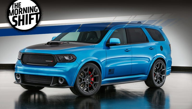 Pictured: A Durango you'll never be able to buy.
