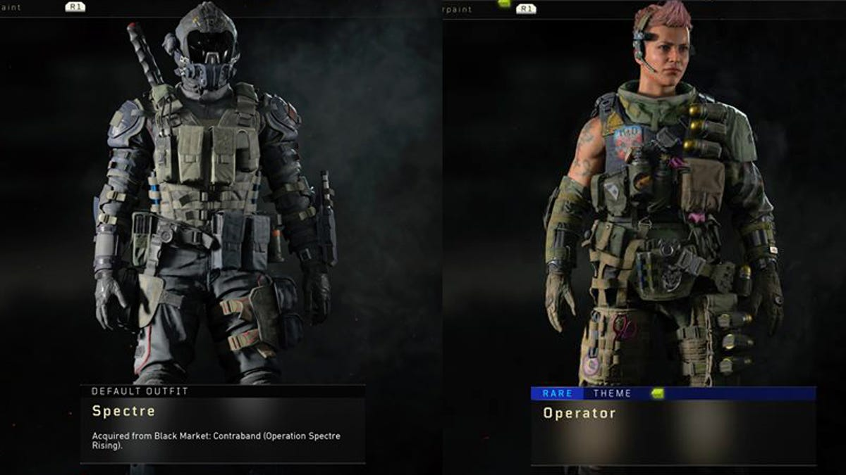 Black Ops 4 Update Stokes Debate About Who The Spectre Really Is