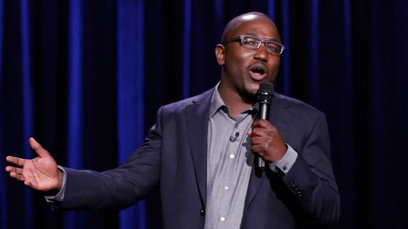 Illustration for article titled Hannibal Buress called Bill Cosby a rapist on stage