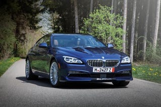 BMW ALPINA B6 xDrive Gran Coupe LCIBMW