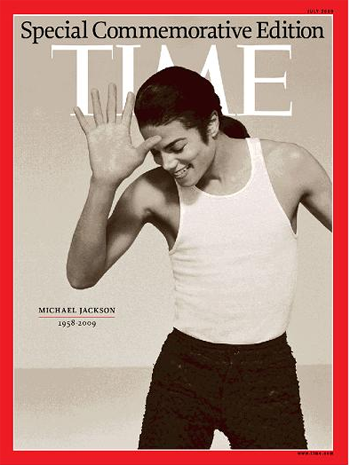 Illustration for article titled Time Releases Commemorative Issue To Celebrate Michael Jackson
