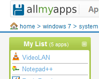 Illustration for article titled Allmyapps Bulk-Installs Your Favorite Apps, Makes System Rebuilding Less Painful