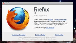 Illustration for article titled Firefox 4 Release Candidate Now Available to Everyone