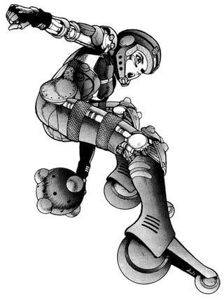 """Illustration for article titled """"Battle Angel Alita"""" Plot Details Have Been Decided"""