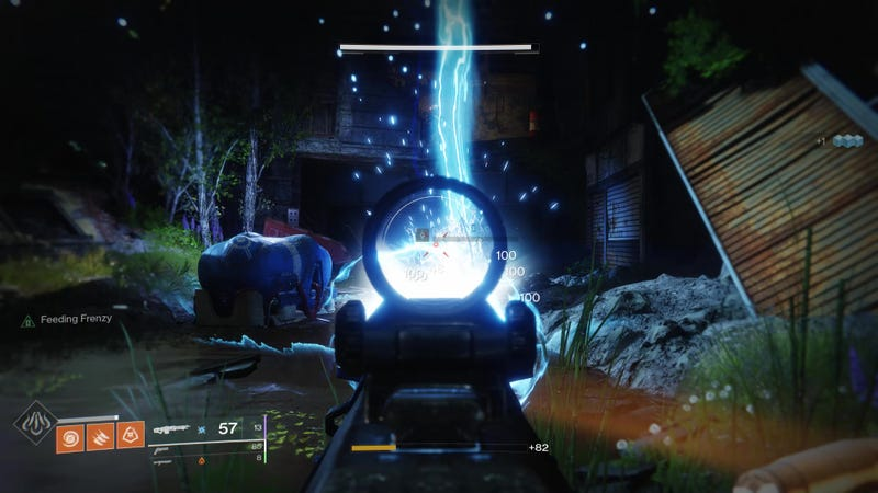 Illustration for article titled Thunderlord Is Back In Destiny, And It Owns