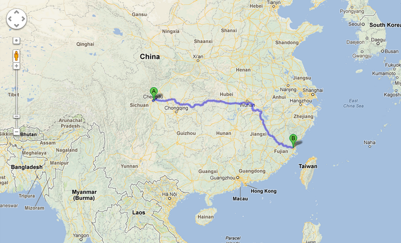 Illustration for article titled How Google Maps Helped a Chinese Abductee Find His Family