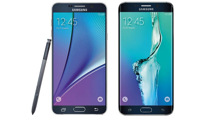 Illustration for article titled Galaxy Note 5 Rumor Roundup: Everything We Think We Know