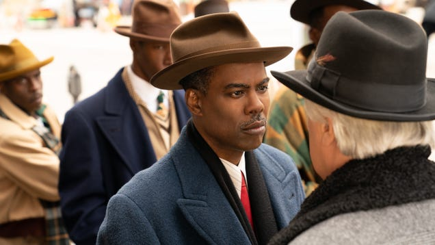 Chris Rock commands the moral gray areas of Fargo season four