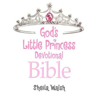 Illustration for article titled God's Little Princess Devotional Bible Teaches Girls Rigid Gender Roles