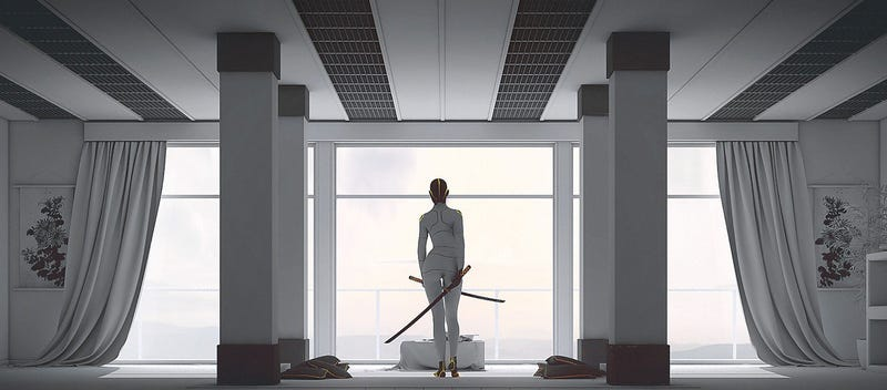 Future Assassin Has Murdered All The Wallpaper