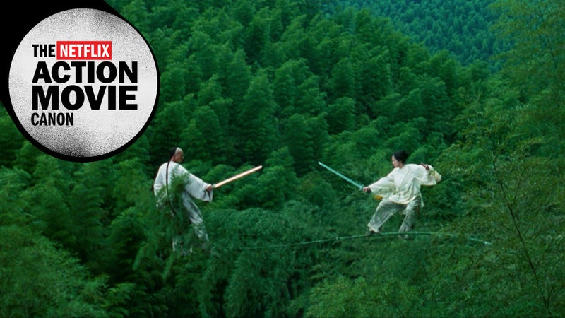 Illustration for article titled Pretty Hurts: Why The SteelyCrouching Tiger, Hidden Dragon Holds Up