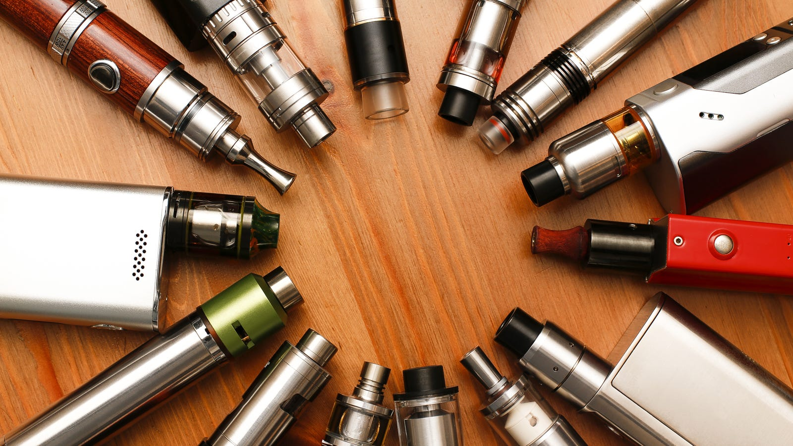 What Might Be Causing the Vaping Illness