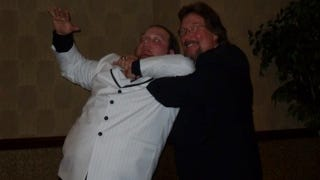 Illustration for article titled The Million Dollar Man Was The Minister At My Wedding: More Wrestler Run-Ins