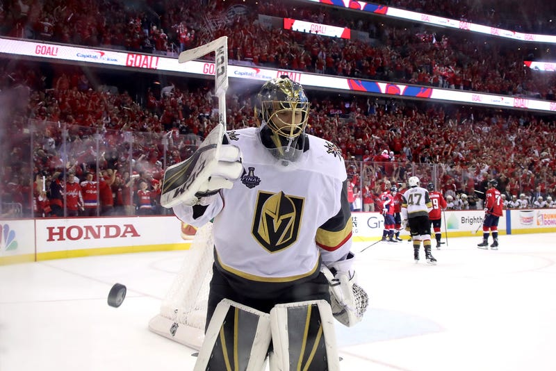 Illustration for article titled The Golden Knights Have Lost Their Mojo