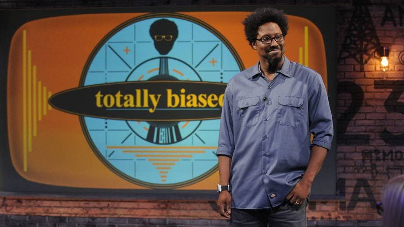 Illustration for article titled Totally Biased With W. Kamau Bell