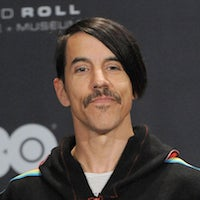Anthony KiedisLead Vocalist, Red Hot Chili Peppers