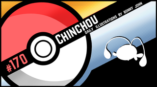 Illustration for article titled Cautious Chinchou! Pokemon One a Day, Series 2!