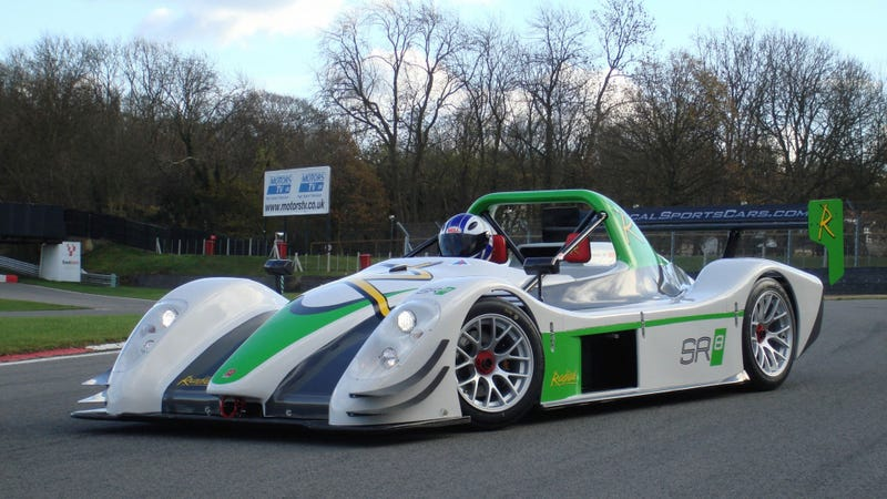 Illustration for article titled The Radical SR8 Is A Supercar