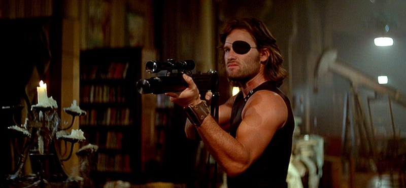 Illustration for article titled Snake Plissken Kindly Suggests You Watch This John Carpenter Music Video Right Now