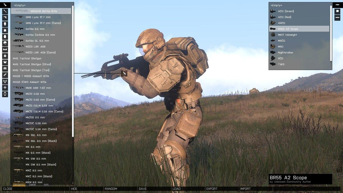 Mod Turns Halo Into Serious Military Sim