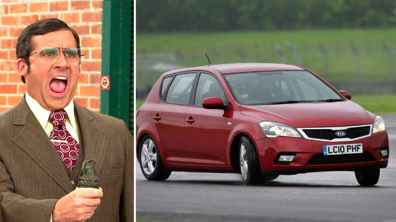 Illustration for article titled Steve Carrell Wants To Be A Top Gear Star In A Reasonably-Priced Car