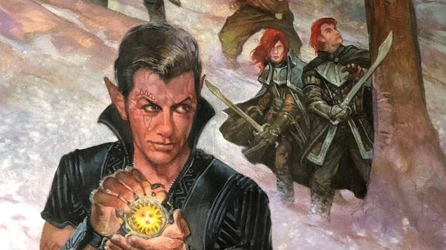 Turns Out Jeff Goldblum s an  Absolute Badass  at Playing Dungeons & Dragons