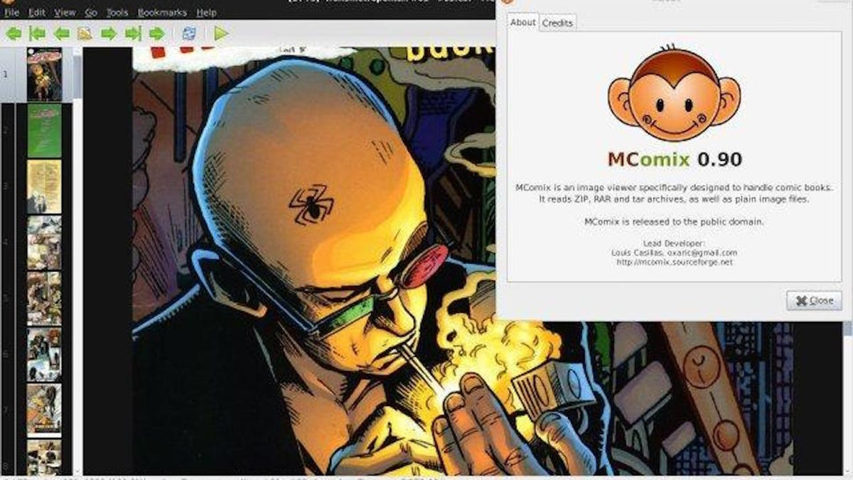 Five Best Desktop Comic Book Readers