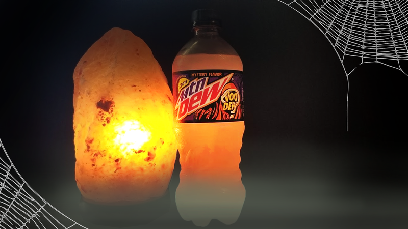 Illustration for article titled Mountain Dew VooDew Is A Tasty Way To Kick Off The Halloween Season